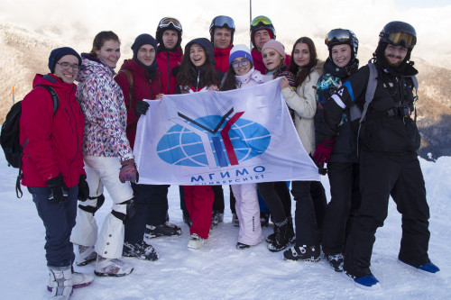 Зимняя школа МГИМО в Сочи 2020