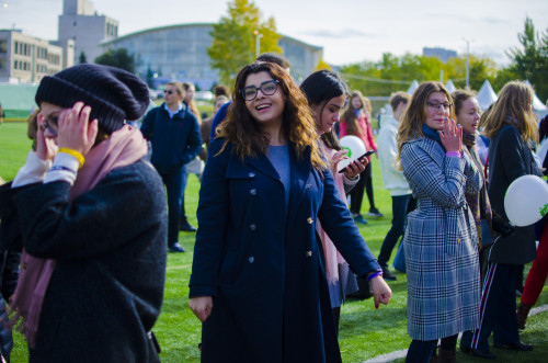 MGIMO Welcome day 2018