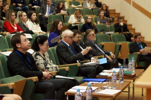 """Конференция """"Права человека глазами российских студентов"""""""