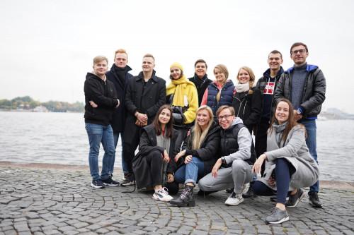 Культурно-образовательный выезд в Санкт-Петербург