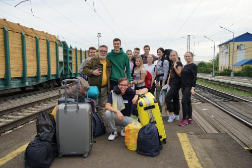 Гуманитарная миссия студентов МГИМО в Северобайкальск
