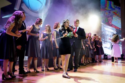 Концерт творческих студий МГИМО в рамках XII конвента РАМИ